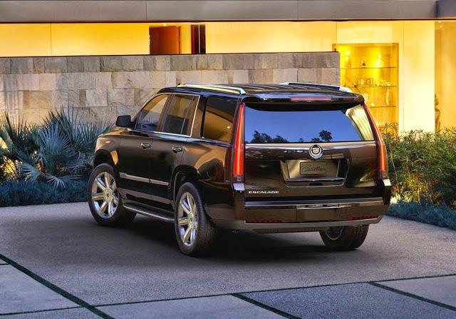 "Салон ""Кадиллака-Эскалейд"", обзор, тюнинг. Полноразмерный внедорожник Cadillac Escalade"