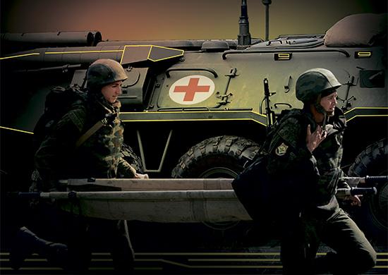 военно медицинская подготовка