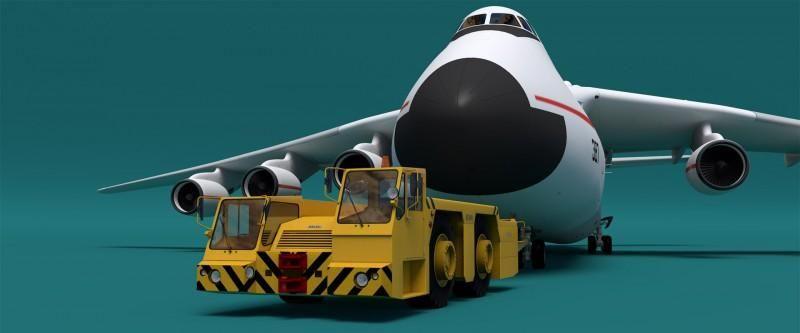 Аэродромный тягач: обзор, особенности конструкции, технические характеристики