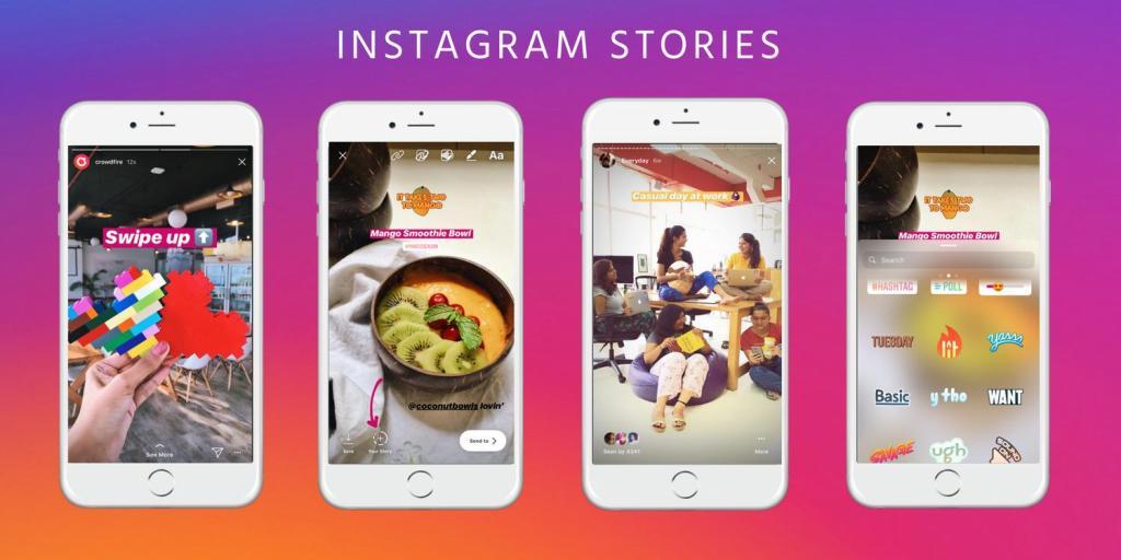 """Stories """"Инстаграма"""""""