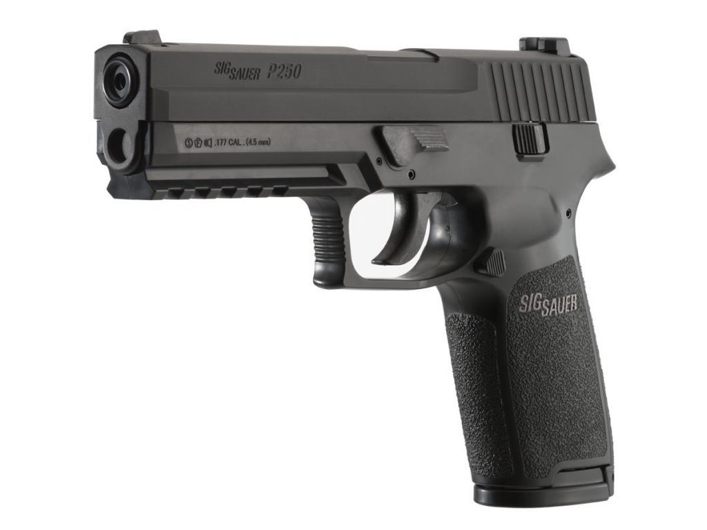 SIG P250 - самый лучший пистолет