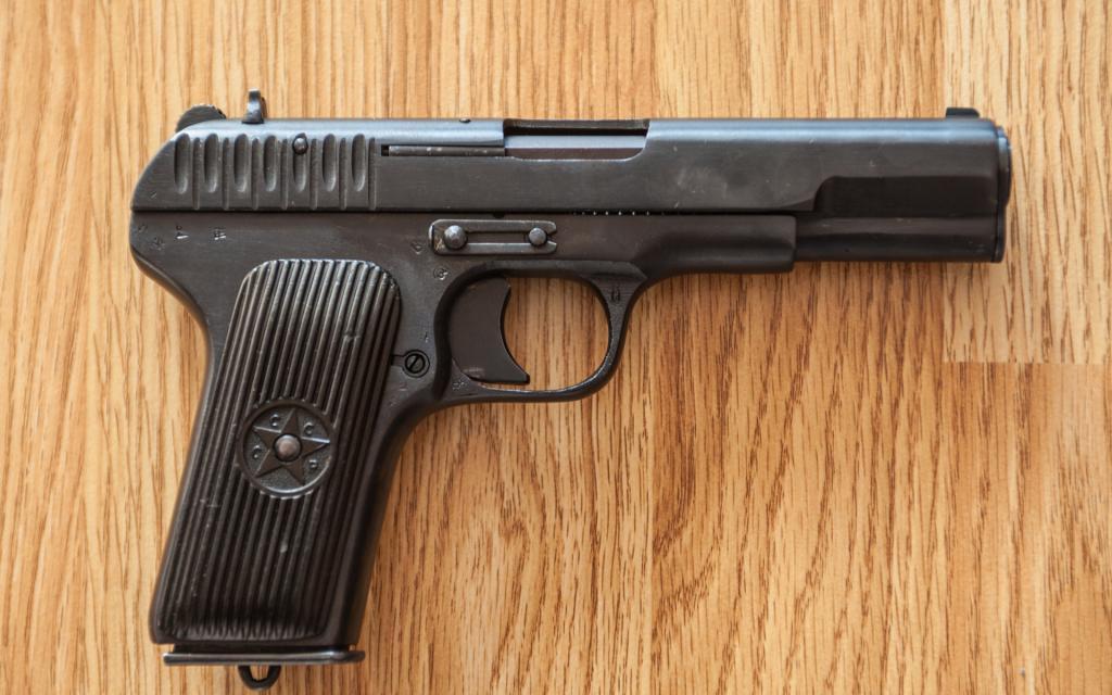 самый лучший российский пистолет
