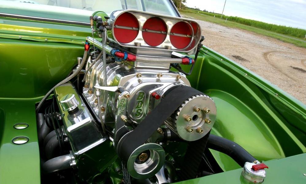 """Американский """"мускул-кар"""": в чем секрет самого """"мускулистого"""" автомобиля в мире?"""