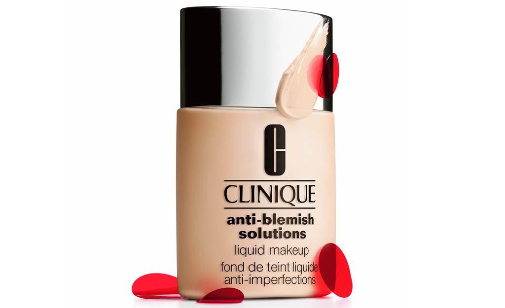 Тональный крем для проблемной кожи Clinique Anti-Blemish Solutions Liquid Makeup