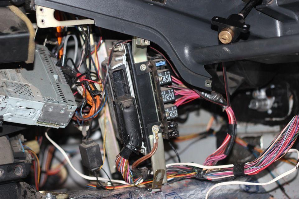 ВАЗ 2115: не работает печка. Причины и устранение поломки
