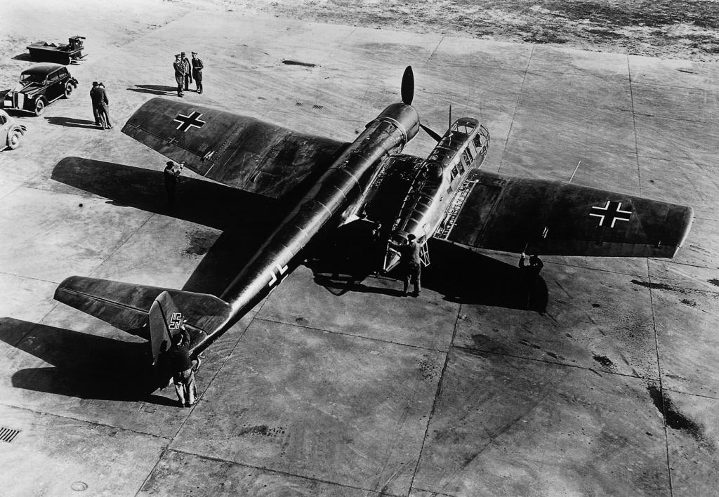 Blohm und Voss BV 141