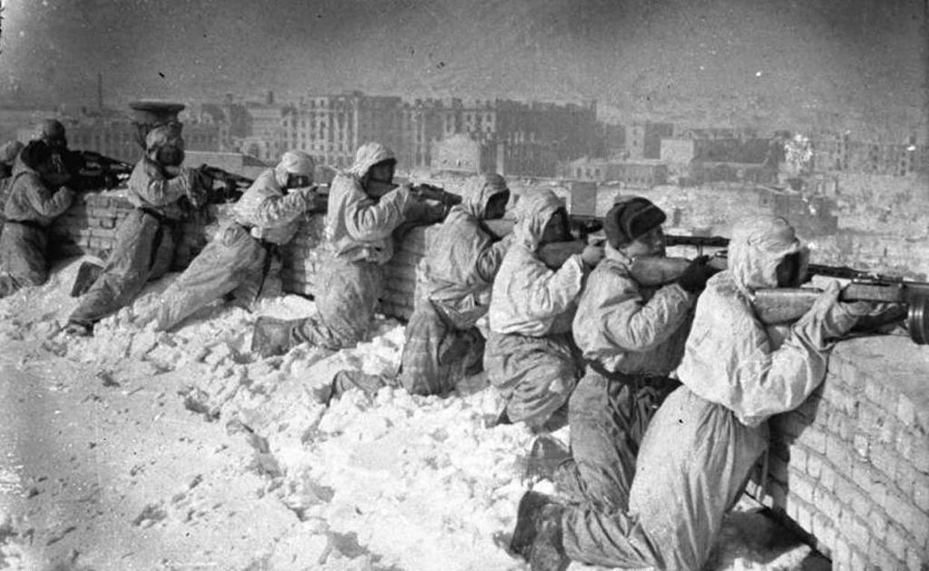 Восточноевропейский фронт