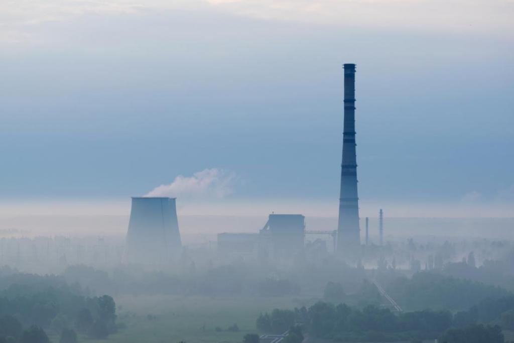 экологические глобального загрязнения атмосферы