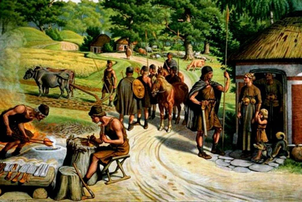 Поселени древних абашевцев