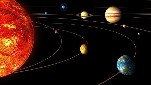Траектории движения космических тел