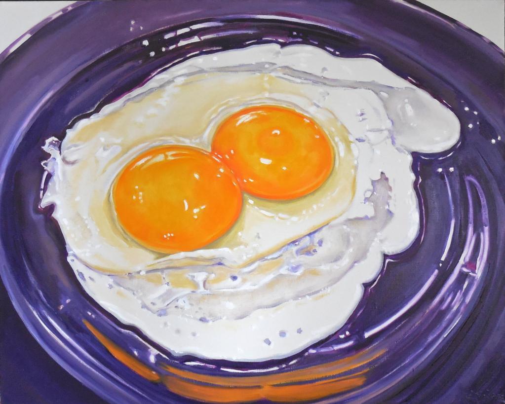 двухжелтковое яйцо вред
