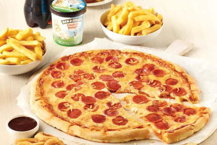 """Пицца от """"Два берега"""""""