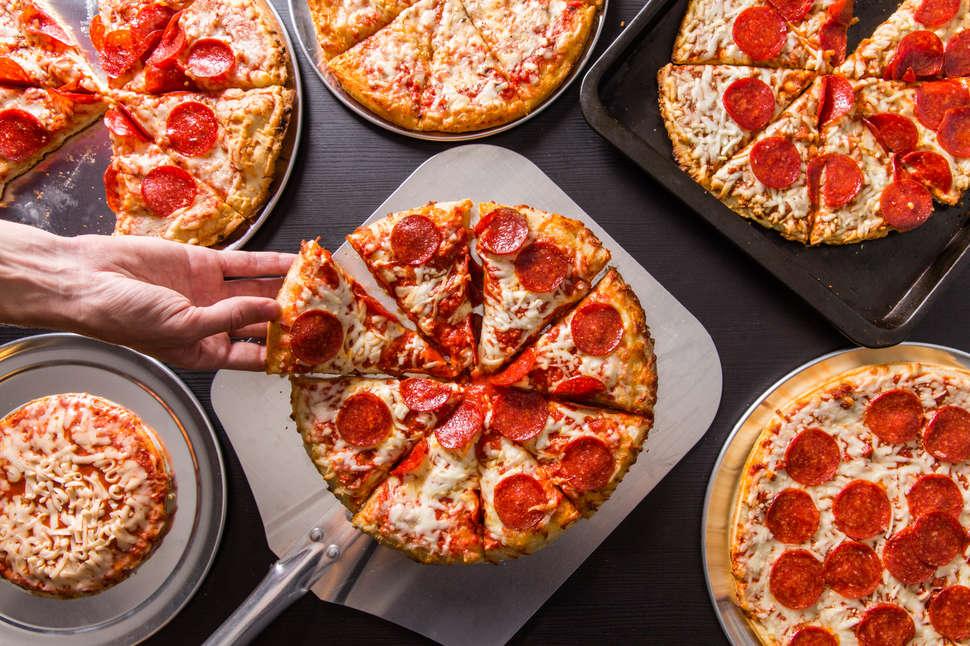 """Два берега"", пицца: отзывы"
