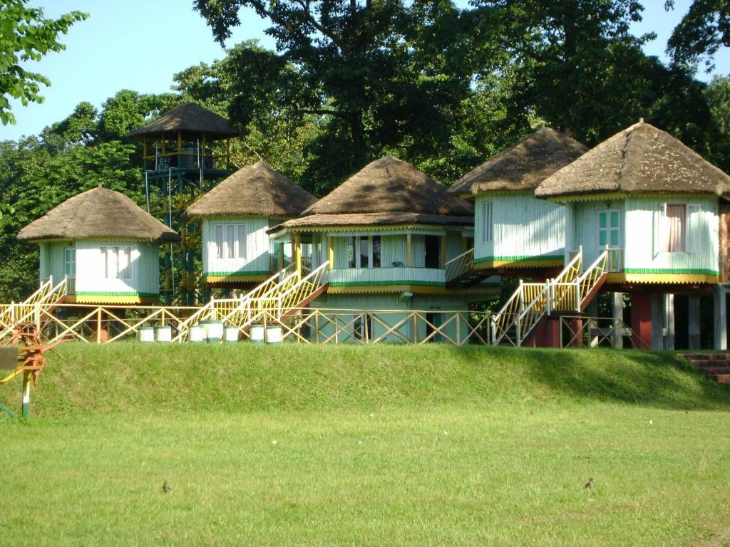 туристические домики