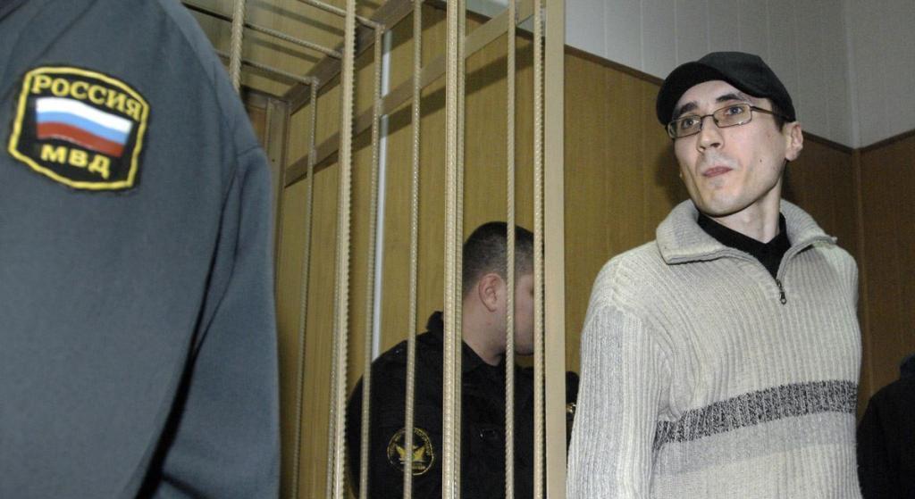 Заключенного отпустили
