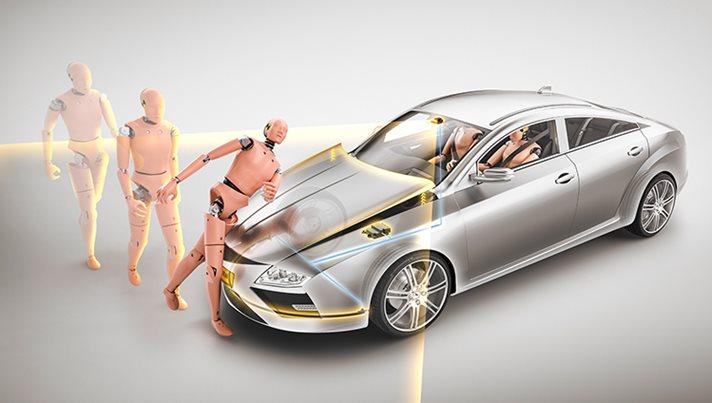 Обеспечение безопасности автомобиля