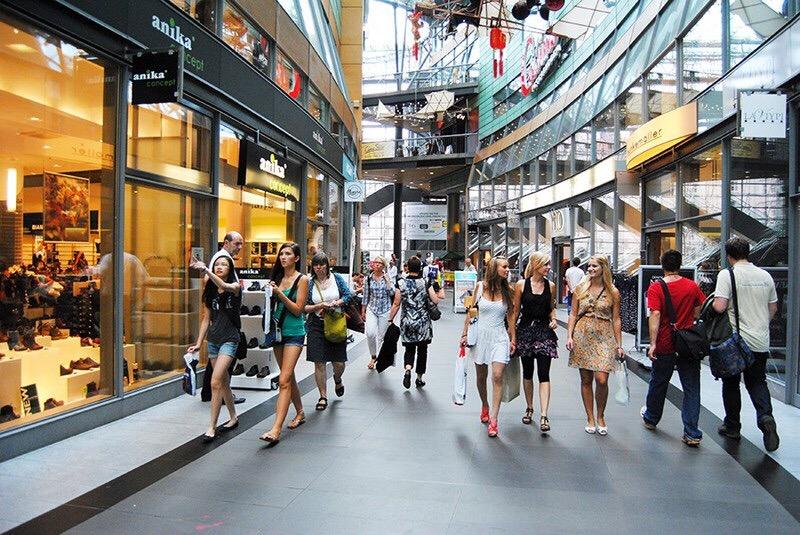Поход на шоппинг