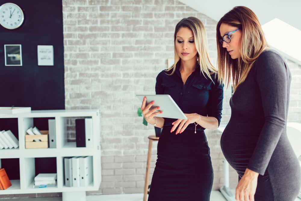 какое пособие получит безработная беременная