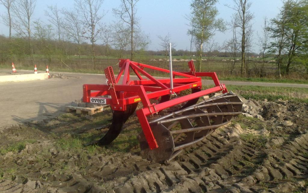 Тракторный культиватор