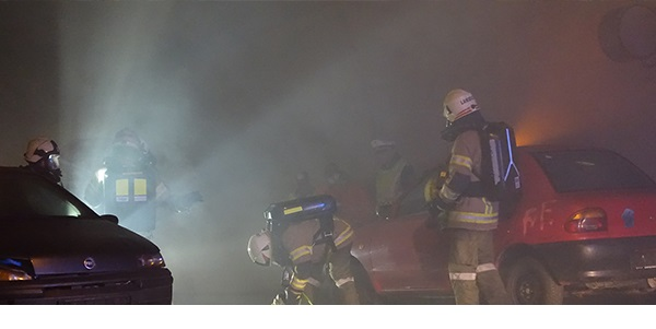 Аэрозоли в пожарах