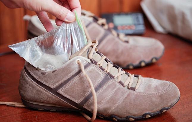 как разносить маленькую обувь