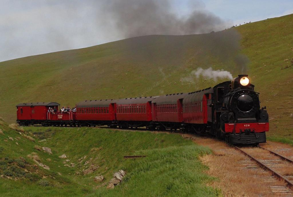 Транспортировка поездом