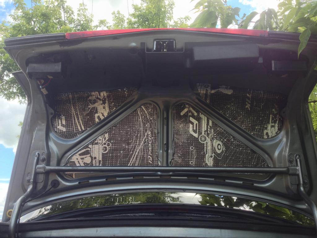 Багажник ВАЗ