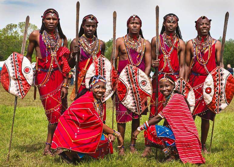Коренные народы Африки
