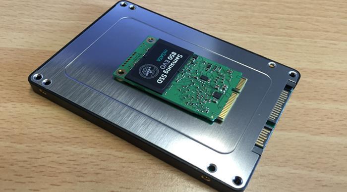 Кэш и SSD
