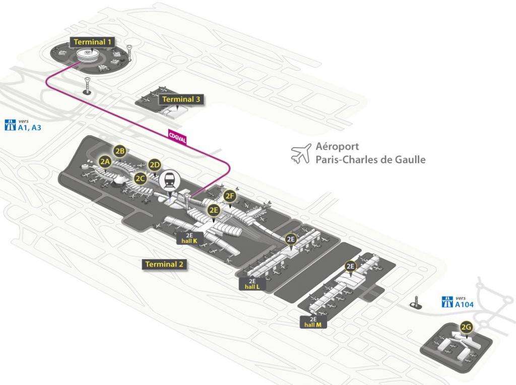 Схема второго терминала