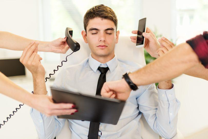 Психологическая профилактика стресса на работе