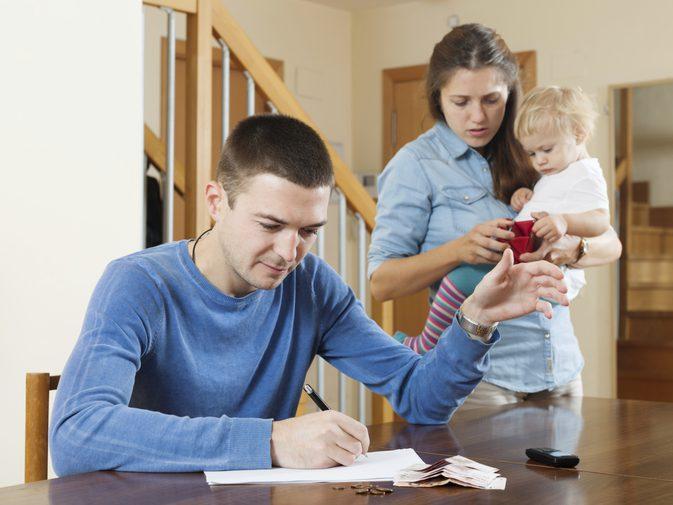 порядок расчета среднедушевого дохода семьи