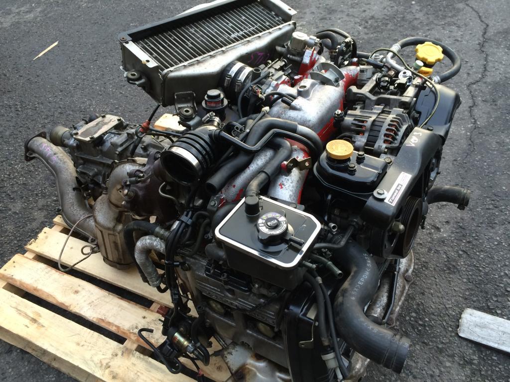 Subaru EJ20G