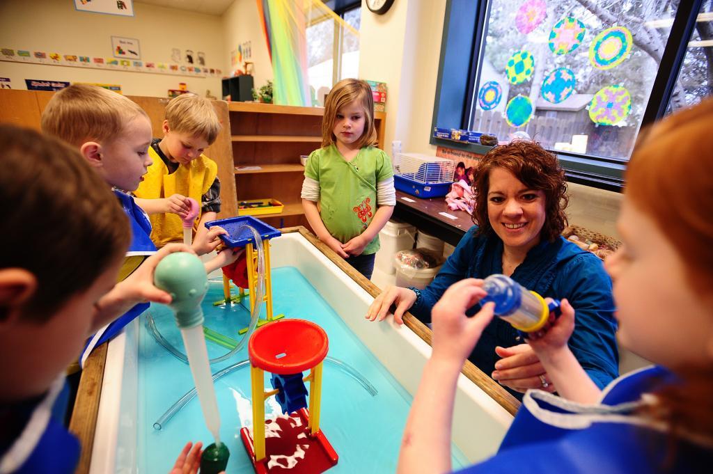 принципами дошкольного образования являются