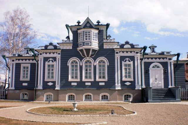 музей декабристов в иркутске