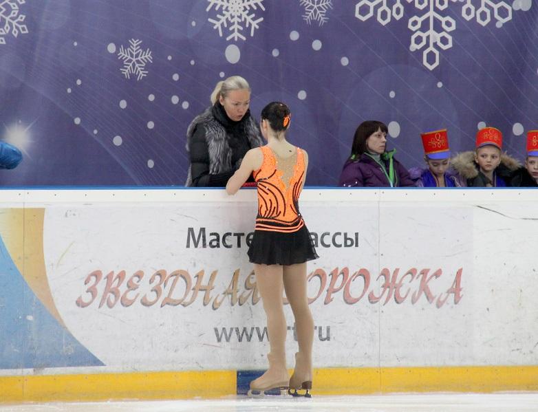 Светлана с Анной Овчаровой