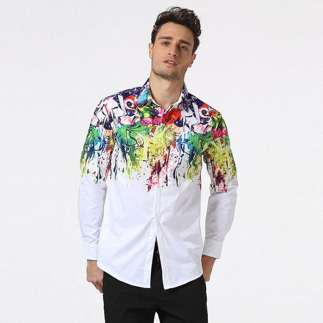 Красивая рубашка