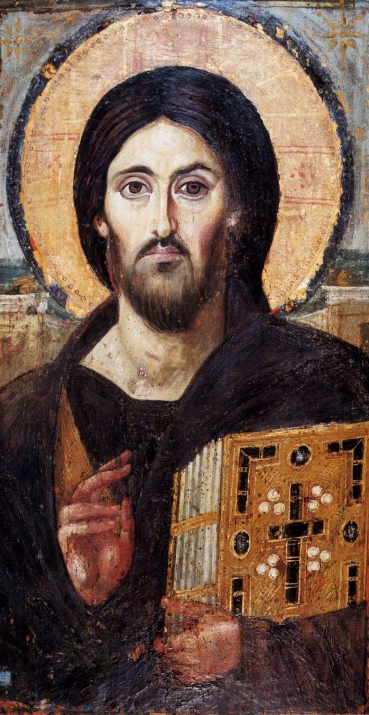 икона Синайский Спас