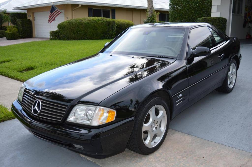 SL60, купе S класса