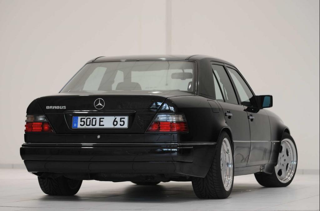 Mercedes-Benz Brabus E-Klasse W124