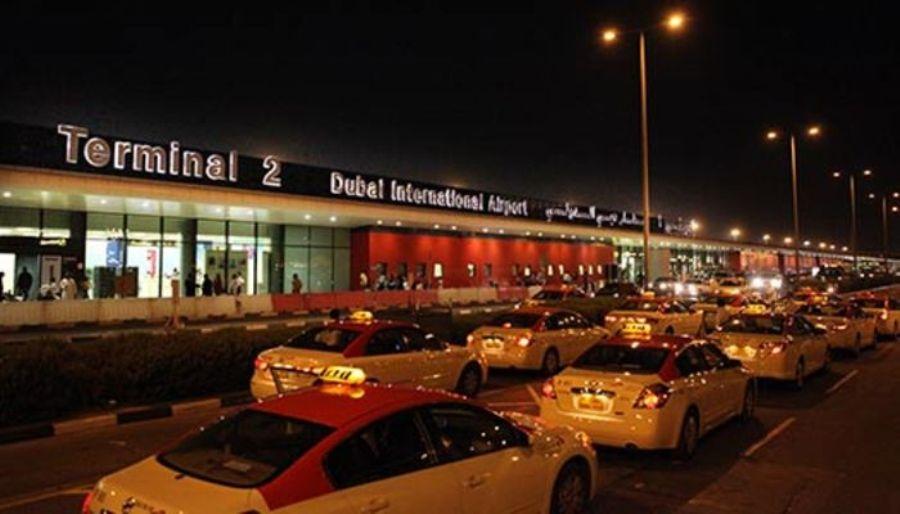 аэропорт дубая терминал 2