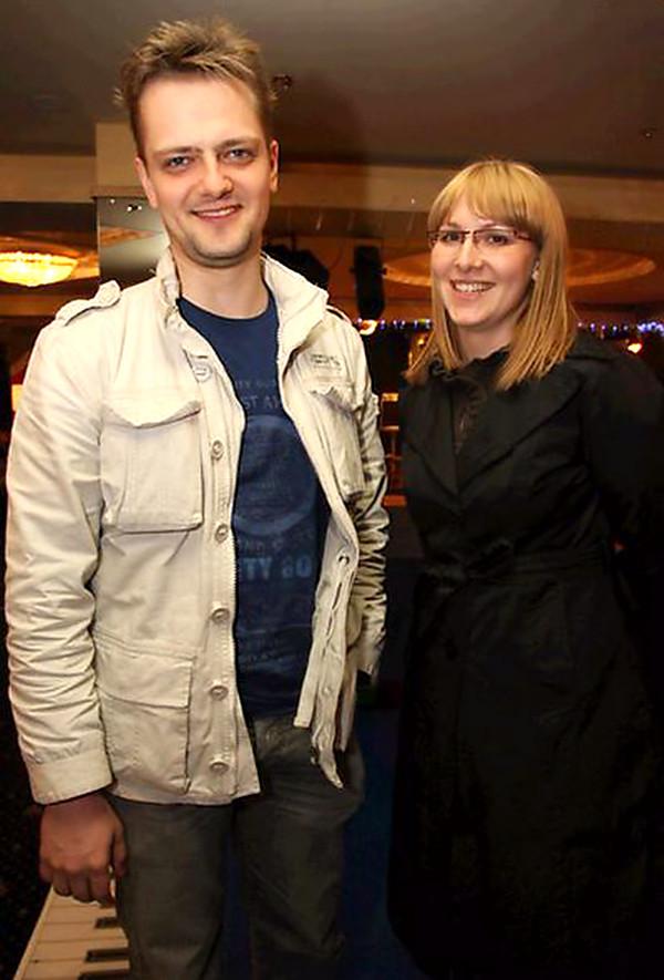 Супруги Александр и Татьяна