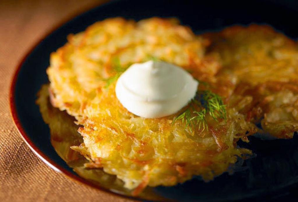 рецепт драников из картошки с зеленым луком