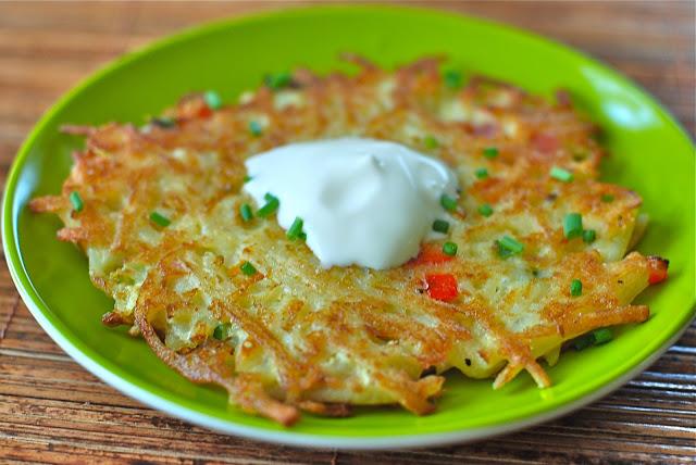 как готовить драники картофельные с луком