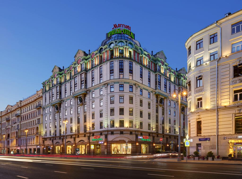 marriott grand hotel moscow