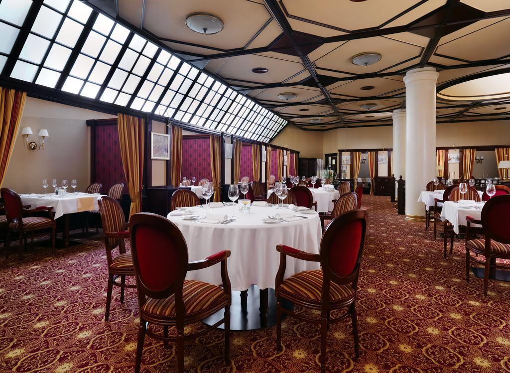 marriott grand hotel тверская