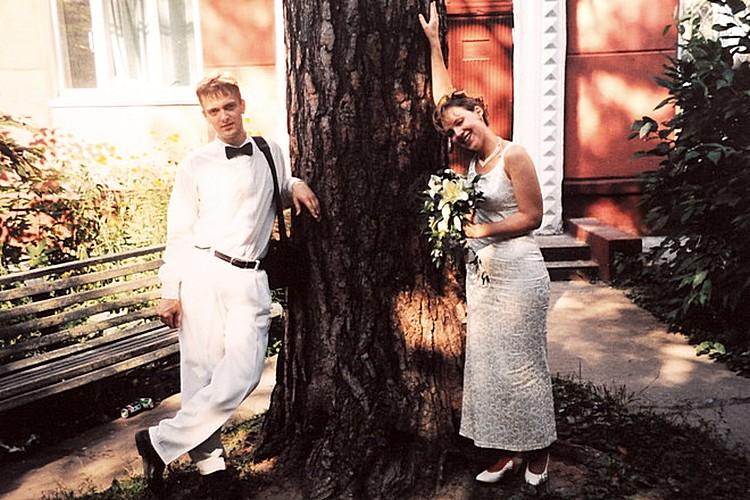 Свадьба Пушных