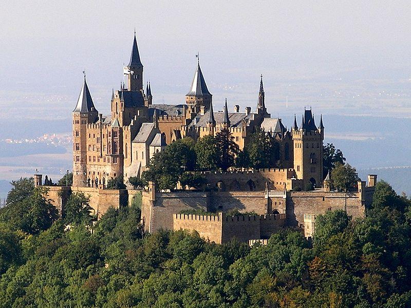 Замок у Штудгарта