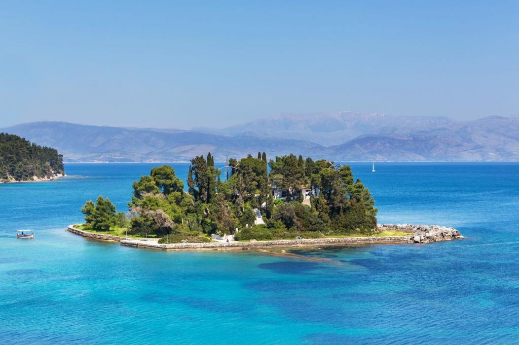 Мышиный остров (Греция)