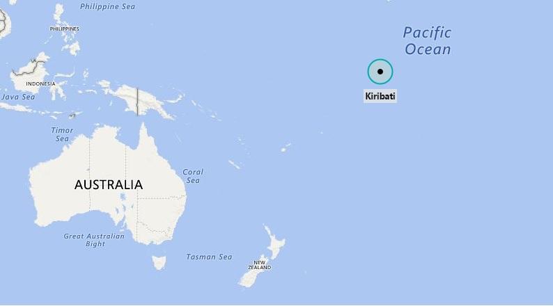 Острова Феникс Кирибати